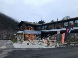 Ekte skigard på Lom skifestival - Foto: Mari Arnøygard Wedum / Visit Jotunheimen