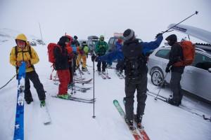Start skisesongen på Sognefjellet i november med Lom skifestival. Foto: Johan Wildhagen